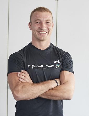 Personal Trainer Thomas Wolf, Sporttherapeut, staatl. gepr. Sport- und Gymnastiklehrer