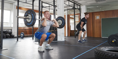 Functional Training in Stuttgart