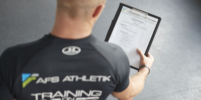 Personal Training im AFS-Athletik-Center in Stuttgart
