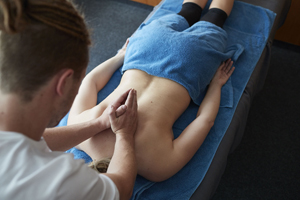 Wellness-Massage im AFS-Athletik-Center in Stuttgart
