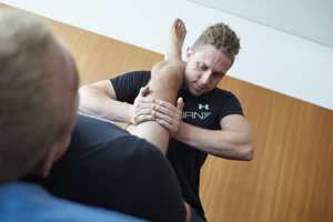 Sportmassage im AFS-Athletik-Center Stuttgart