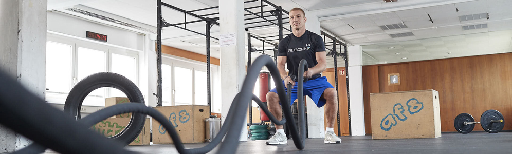 Functional Athletik-Training im AFS-Athletik-Center Stuttgart